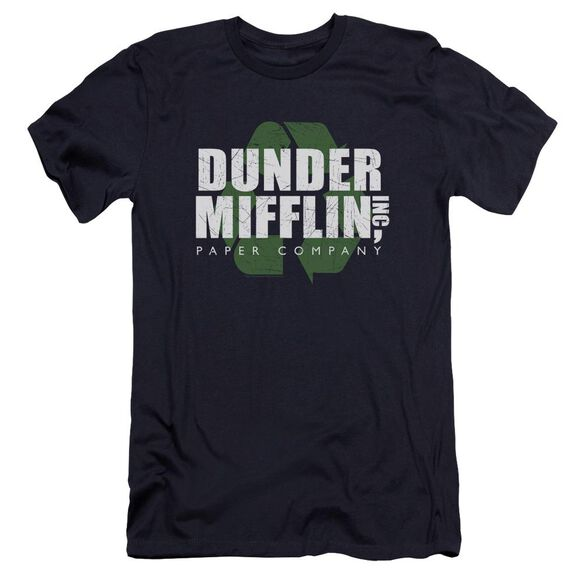 The Office Recycle Mifflin Premuim Canvas Adult Slim Fit