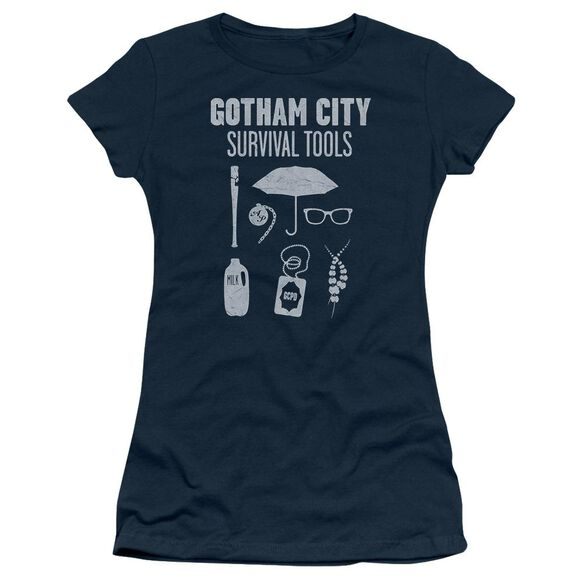 Gotham Survival Tools Short Sleeve Junior Sheer T-Shirt