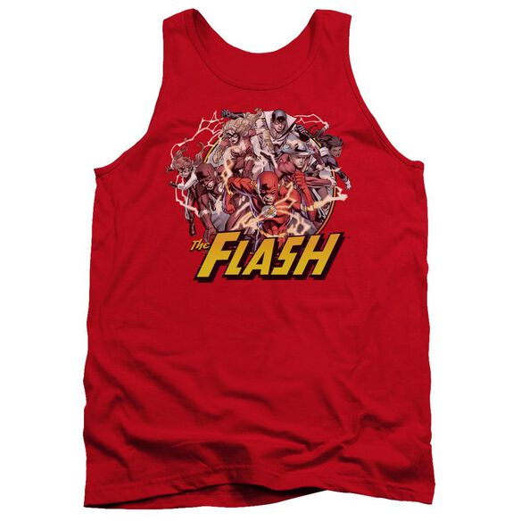 Jla Flash Family Adult Tank