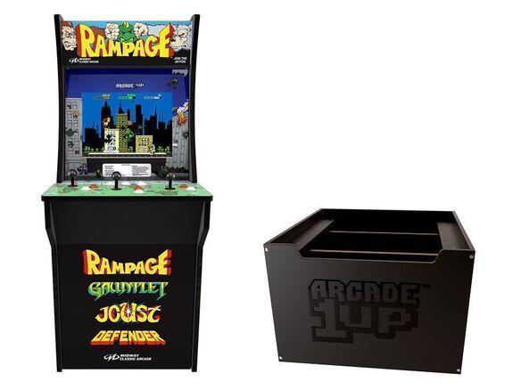 Arcade 1Up: Rampage & Riser Online Only Bundle