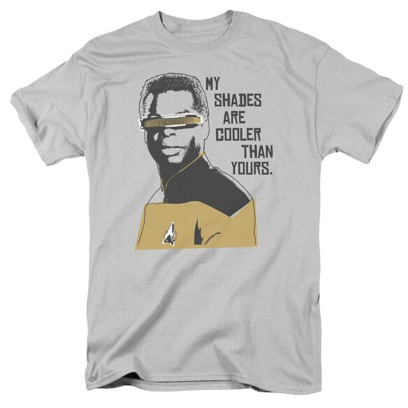 Star Trek Cooler Shades Short Sleeve Adult T-Shirt