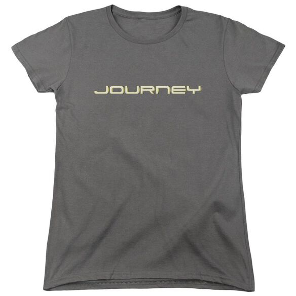 Journey Logo Short Sleeve Womens Tee T-Shirt