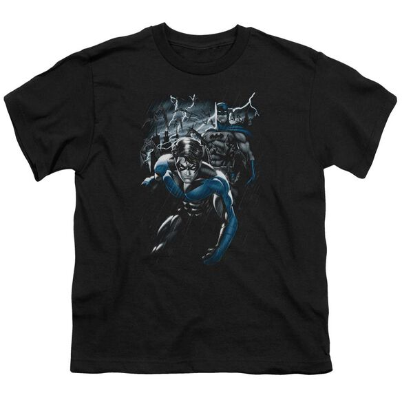 Batman Dynamic Duo Short Sleeve Youth T-Shirt