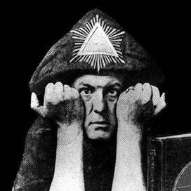 Aleister Crowley - Evil Beast