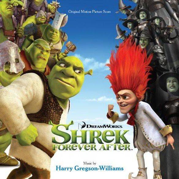 Shrek Forever After (Score) / O.S.T.