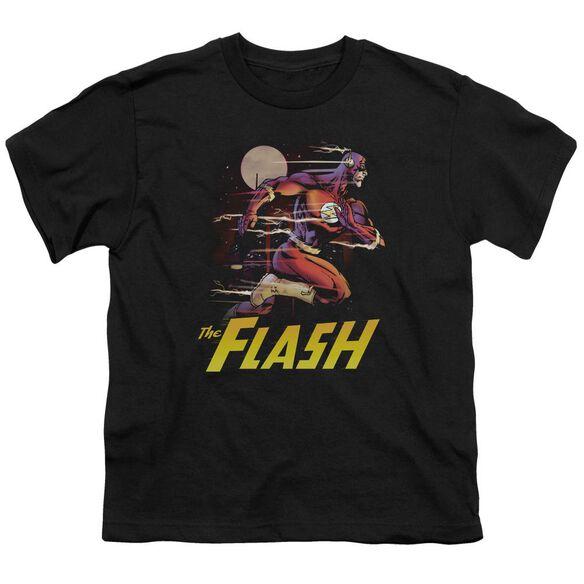 Jla City Run Short Sleeve Youth T-Shirt