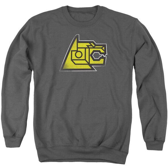 Voltron Lion Symbol Adult Crewneck Sweatshirt