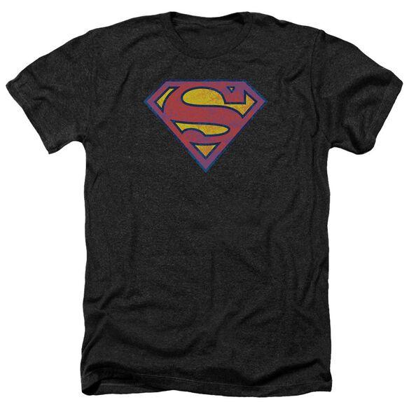 Superman Sm Neon Distress