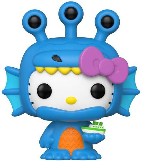 Funko Pop! Sanrio: Hello Kitty Kaiju - Sea Kaiju HK
