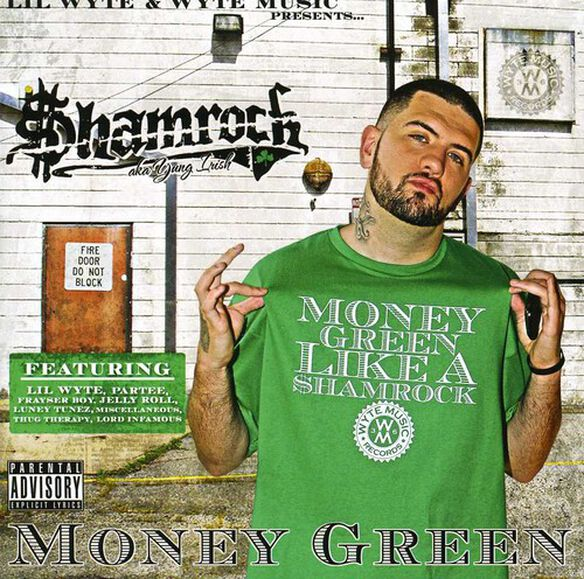 Shamrock - Money Green