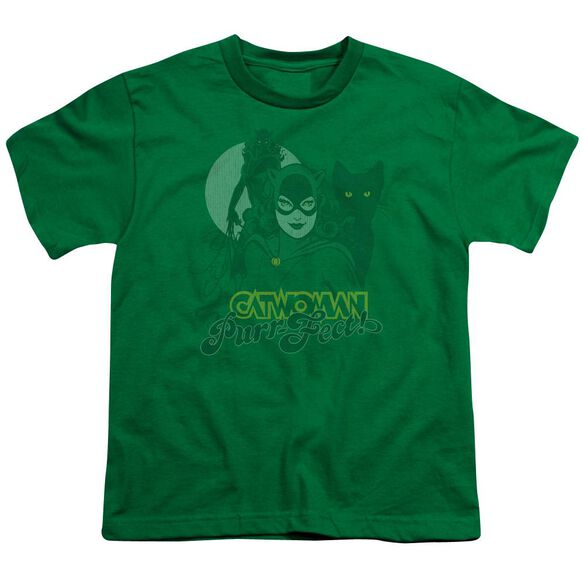 Dc Perrfect! Short Sleeve Youth Kelly T-Shirt