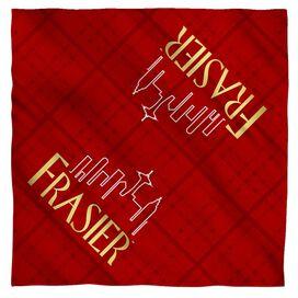 Frasier Logo Bandana
