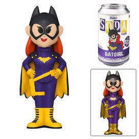 Funko Soda: DC Comics Batgirl 2015 (w/chase)