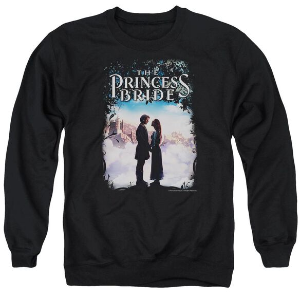 Princess Bride Storybook Love Adult Crewneck Sweatshirt