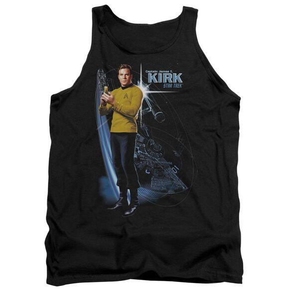 Star Trek Galactic Kirk Adult Tank