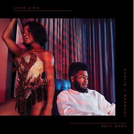 "Khalid & Normani - Love Lies [Exclusive Vinyl 12"" Single]"
