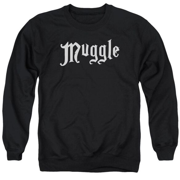 Harry Potter Muggle Adult Crewneck Sweatshirt