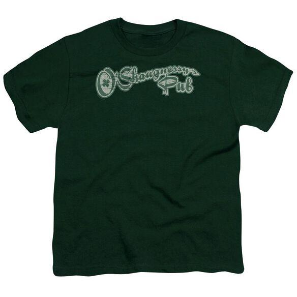 O'shaugnessy's Pub Short Sleeve Youth Hunter T-Shirt