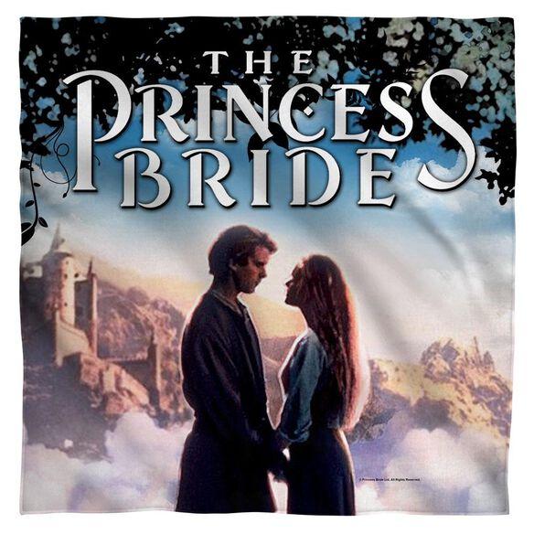 Princess Bride Storybook Love Bandana White