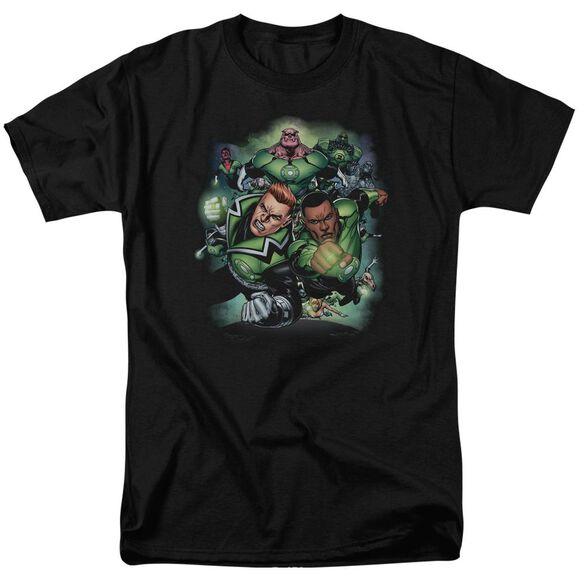 Green Lantern Corps #1 Short Sleeve Adult T-Shirt