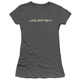 Journey Logo Short Sleeve Junior Sheer T-Shirt