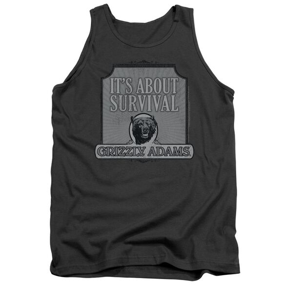 Grizzly Adams Survival Adult Tank
