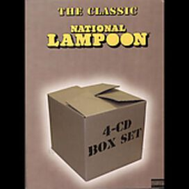 National Lampoon - Classic National Lampoon Box Set