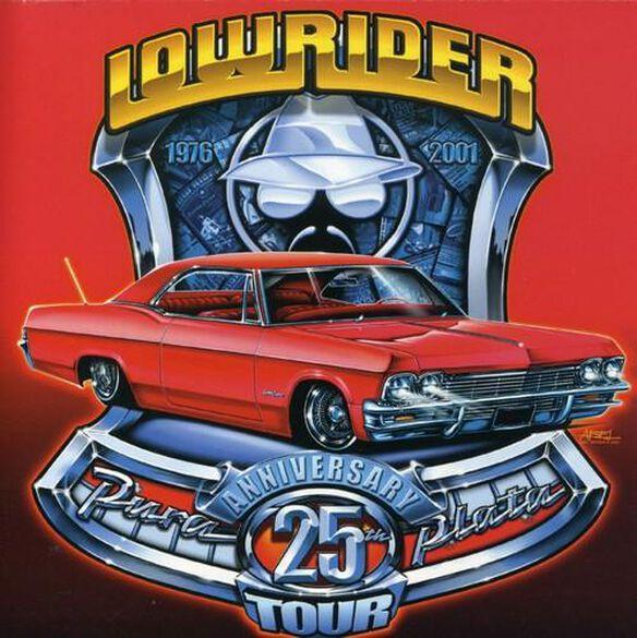 Lowrider 25 Th Anniversary Tour / Various
