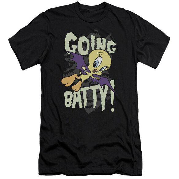 Looney Tunes Going Batty Short Sleeve Adult T-Shirt
