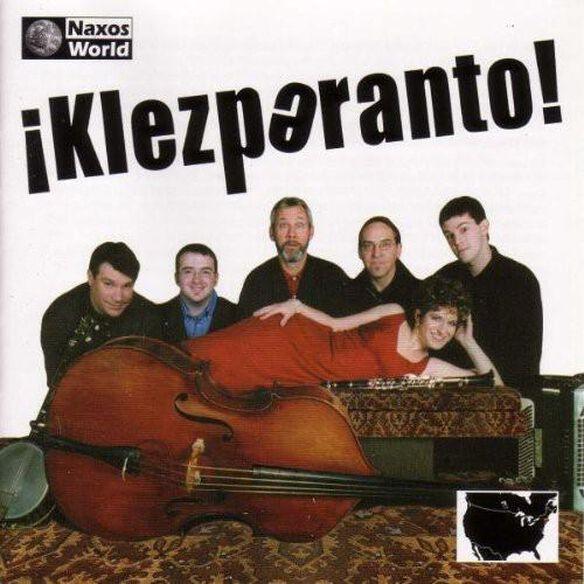 Klezperanto: Re Grooves Klezmer / Various