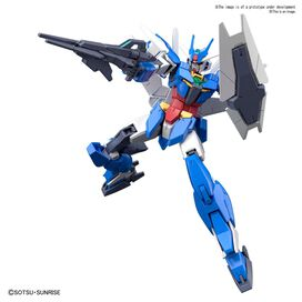 Bandai Earthree Gundam Hiroto's Mobile Suit Model Kit