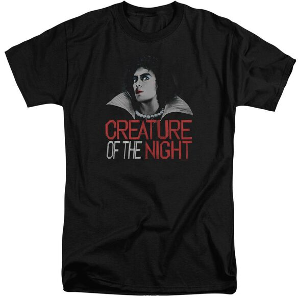 Rocky Horror Picture Show Creature Of The Night Short Sleeve Adult Tall T-Shirt