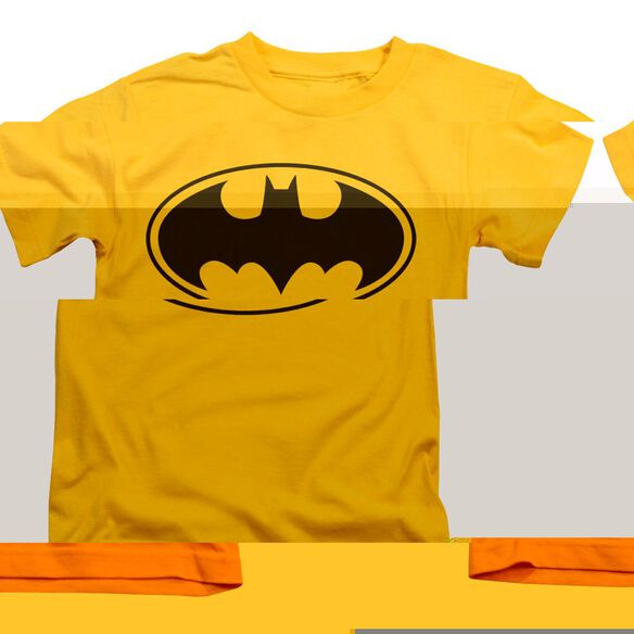 BATMAN BLACK BAT-S/S T-Shirt