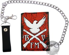 Bullet for My Valentine Name Wallet
