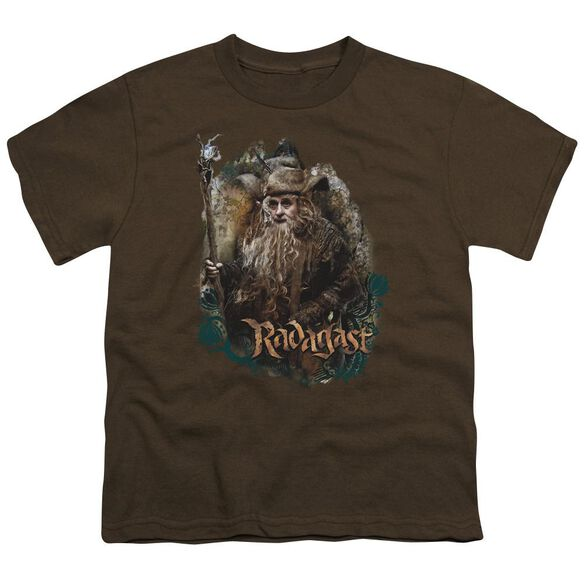 The Hobbit Radagast The Brown Short Sleeve Youth T-Shirt