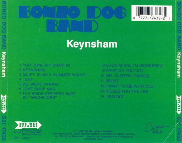 Keysham 0993