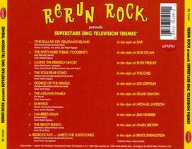 Various Artists - Rerun Rock: Superstars Sing Television Themes