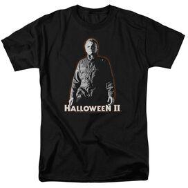 Halloween Ii Michael Myers Short Sleeve Adult T-Shirt