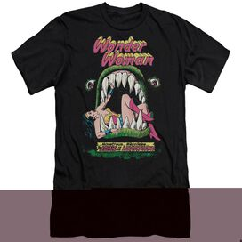 DC JAWS - S/S ADULT 30/1 - BLACK T-Shirt