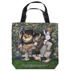 Where The Wild Things Are Wild Rumpus Dance Tote