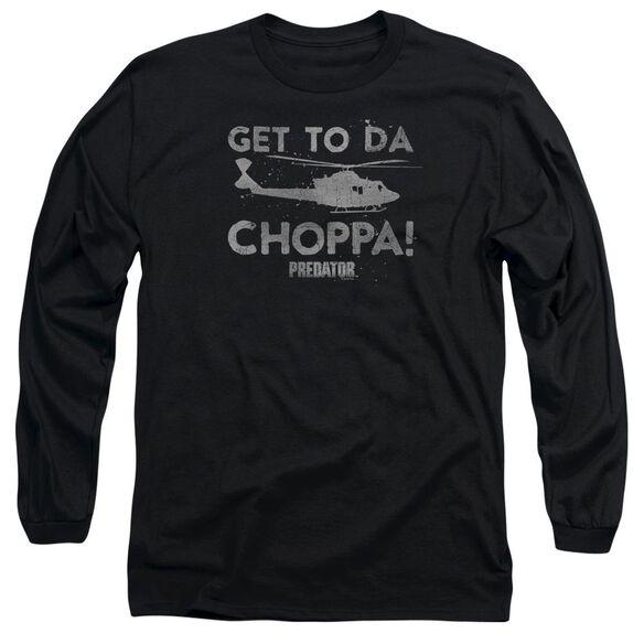Predator Choppa Long Sleeve Adult T-Shirt