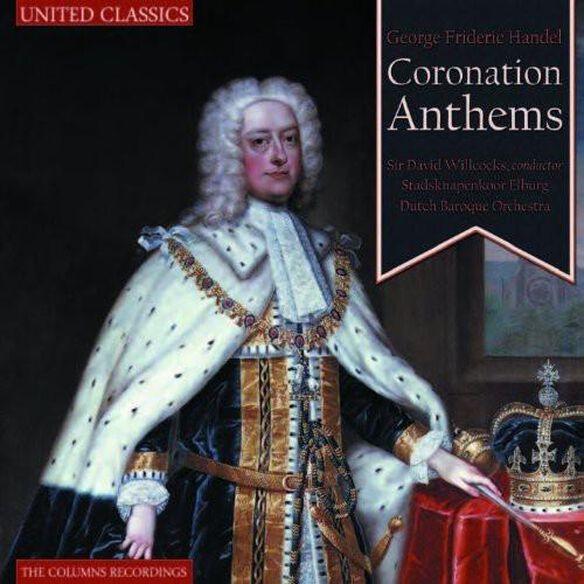 Les Lunes Du Cousin Jacques - Coronation Anthems