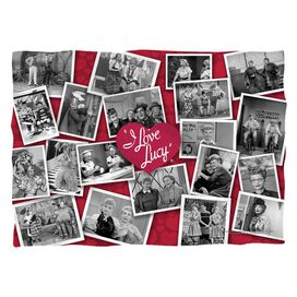 I Love Lucy Time After Time (Front Back Print) Pillow Case