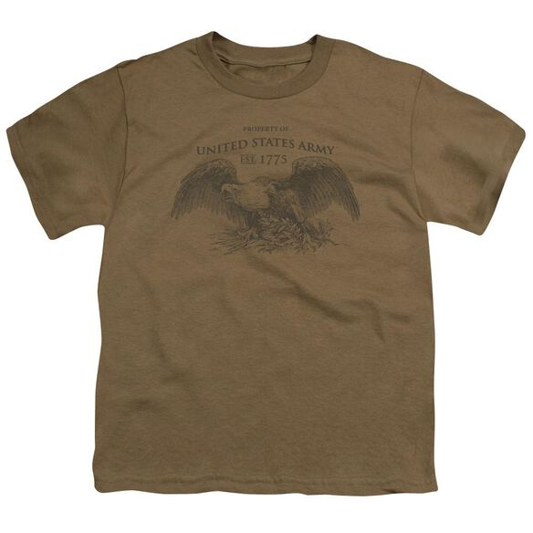 Army Property Of Short Sleeve Youth Safari T-Shirt