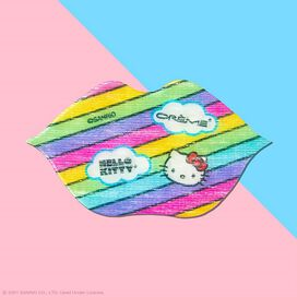 The Crème Shop x Hello Kitty Hydrogel Lip Patch 24k | Strawberry Flavored
