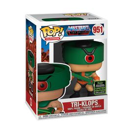 Funko Pop!: Masters Of The Universe: Tri-Klops