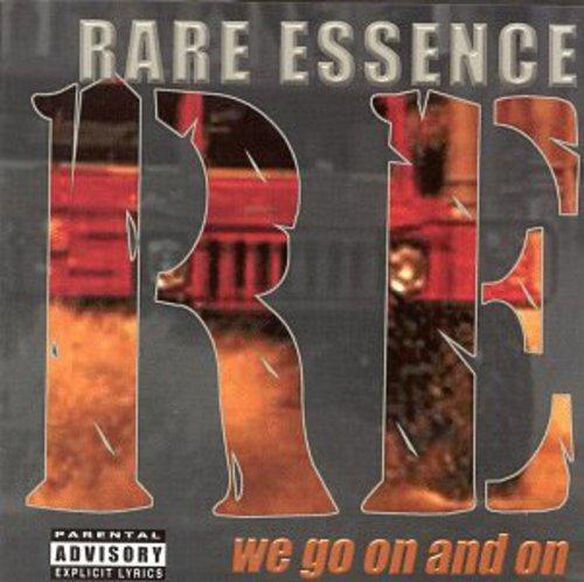 Rare Essence - We Go On and On