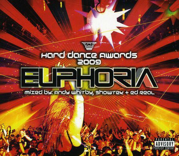 Various Artists - Euphoria: Hard Dance Awards / Various