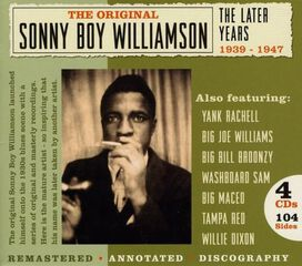 Sonny Boy Williamson - Later Years 1939-1947