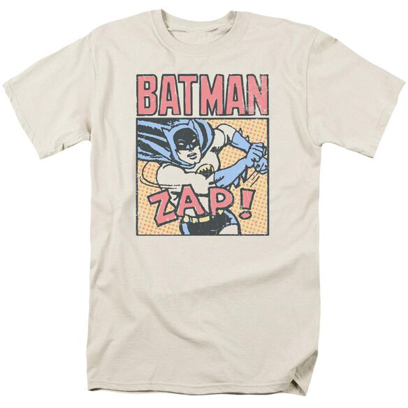 Batman Bat Zap Short Sleeve Adult T-Shirt